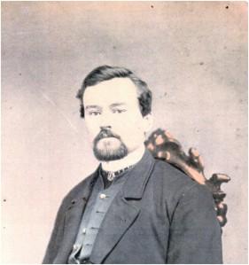 Byron Talman, courtesy of Anne van Leeuwen